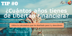 calcula tu libertad financiera