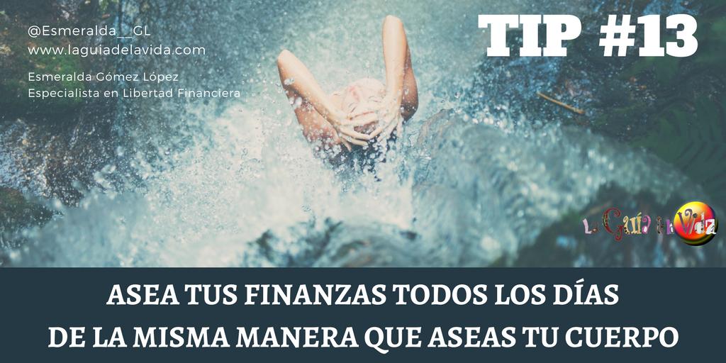 TIP13 Asea tus finanzas